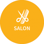 Revonu Salon Icon