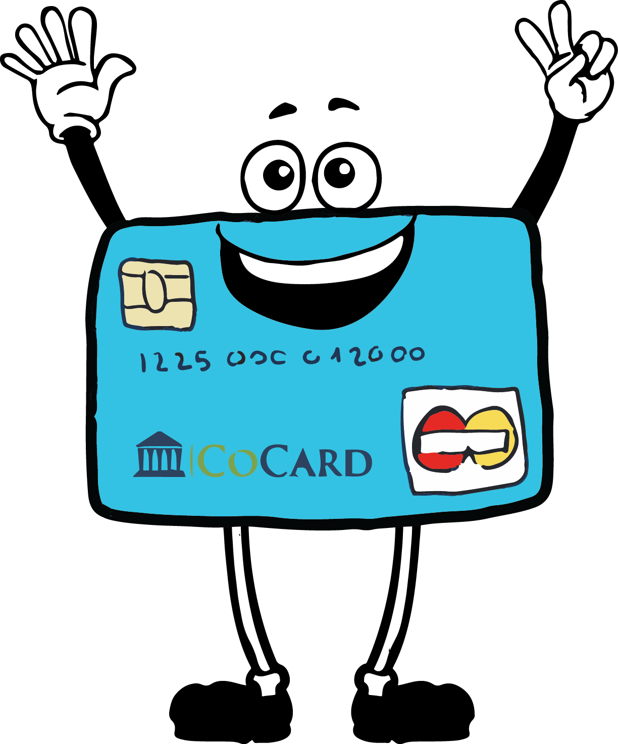 Mr. Chip the Credit Card